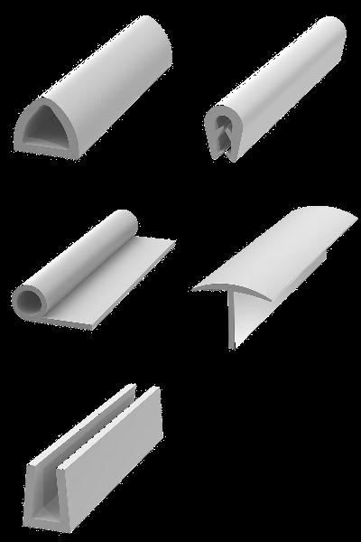 Thermoplastic Elastomer Profiles