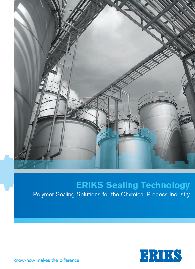 Polymer Sealing Solutions for the Chemical Process Industry Brochure