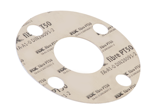 1800mm, PN16 Full Face Gasket, 0 8mm thick in PT50